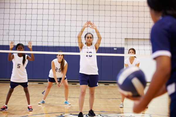 Canyon View - Volleyball